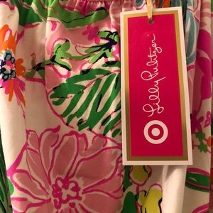 Lilly Pulitzer for Target  maxi dress Size S